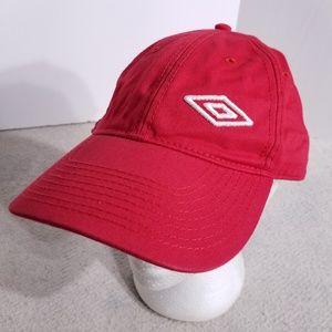 Umbro Logo Embroidery Adjustable Cap/Hat